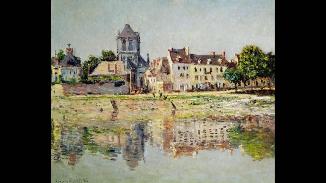 Claude Monet's Biography