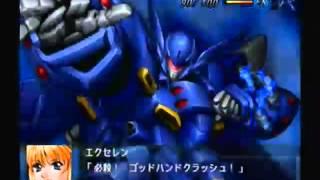 super robot wars original generations ps2 part 1