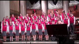 ccw holiday concert 2011 concert chorus