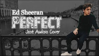 Lyrics Ed Sheeran Perfect Jos Audisio Cover.mp3