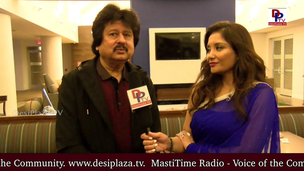 'Ghazals King' Pankaj Udhas delighted with the response from Dallas crowd for his LIVE concert | USA