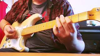 Amy Winehouse - Rehab (guitar cover) Amy Goes To Dingle style!