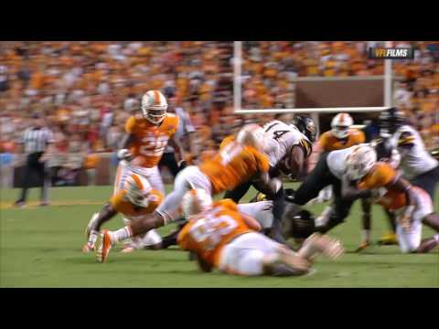 HIGHLIGHTS: Tennessee vs. App. State (9.1.16)