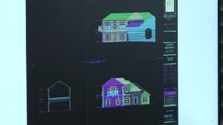 How To Draw Blueprints To Build A House : Architectural Drawings