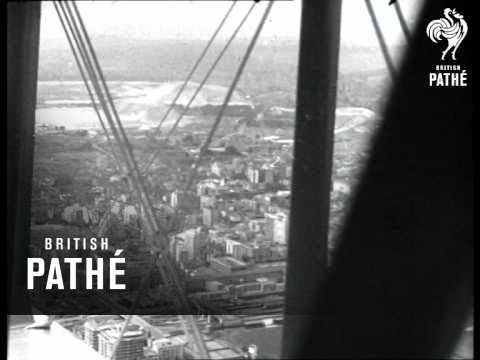Johannesburg From Air (1931)