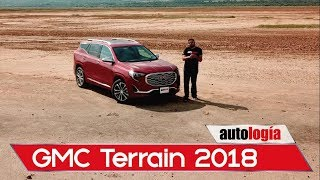 #RetoPerformance A Prueba GMC Terrain 2018