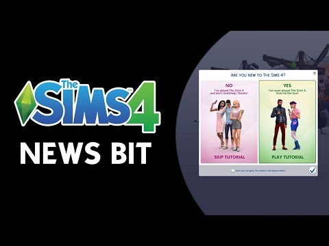 The Sims 4 News Bit: NOVEMBER PATCH PREVIEW, SELF-EMPLOYMENT, POSITIVITY CHALLENGE, AND MORE! thumbnail