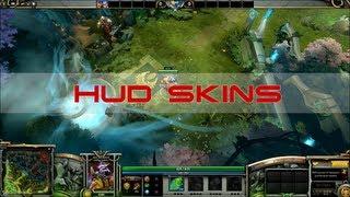 �������� ���� Новые HUD скины (New HUD skins) & The International 3 HUD ������