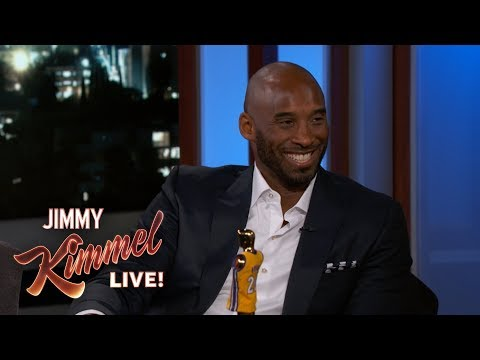 Kobe Bryant on Fighting Shaq