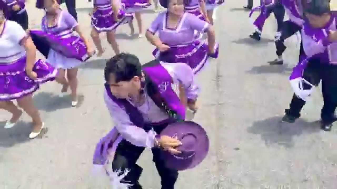 Salay Pasión Bolivia U*S*A - Primera presentación - YouTube