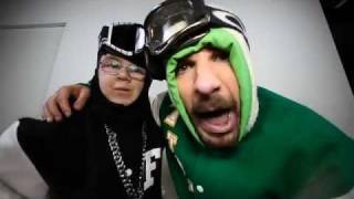 "Fatal Bazooka ""Fatal Fous Ta Cagoule""(With Me & Michael Youn)"