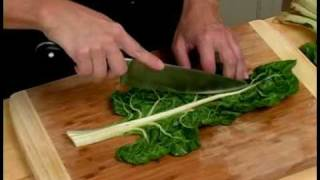 Cooking Tips : How To Prepare Green Swiss Chard