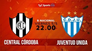 Central Cordoba vs Juv.Unida Gualeguaychu full match