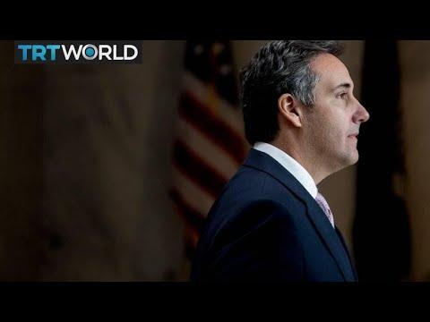The Trump Presidency: FBI raids office of Trump's personal lawyer