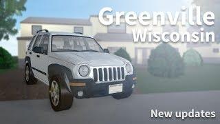 Greenville Wisconsin #1 ROBLOX 2017 Chevrolet Malibu