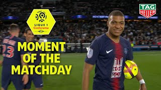 Kylian Mbappé hits a hat-trick as PSG celebrate their 8th title : Week 33 / 2018-19