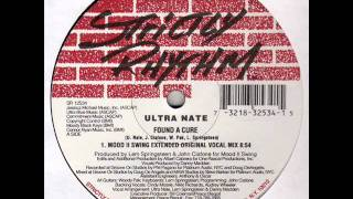 Ultra Nate - Found A Cure Mood II Swing Extended Original Vocal Mix