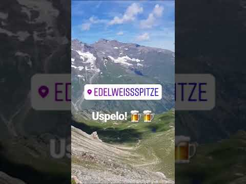 Großglockner Climb - Cycling Stories (IG)