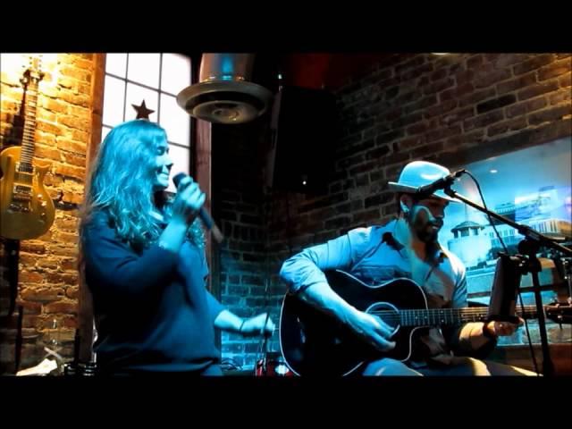 Black Velvet Performed by Erica Rebinski and Wesley Cash