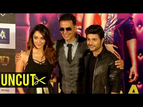 Cheez Badi Song Launch | Akshay Kumar, Kiara Advani And Mustafa | Machine | FULL EVENT