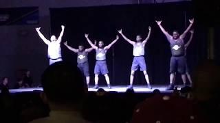 Gamma @VUU Homecoming 2017 Step Show