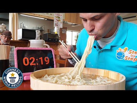 the-udon-noodle-king!---guinness-world-records