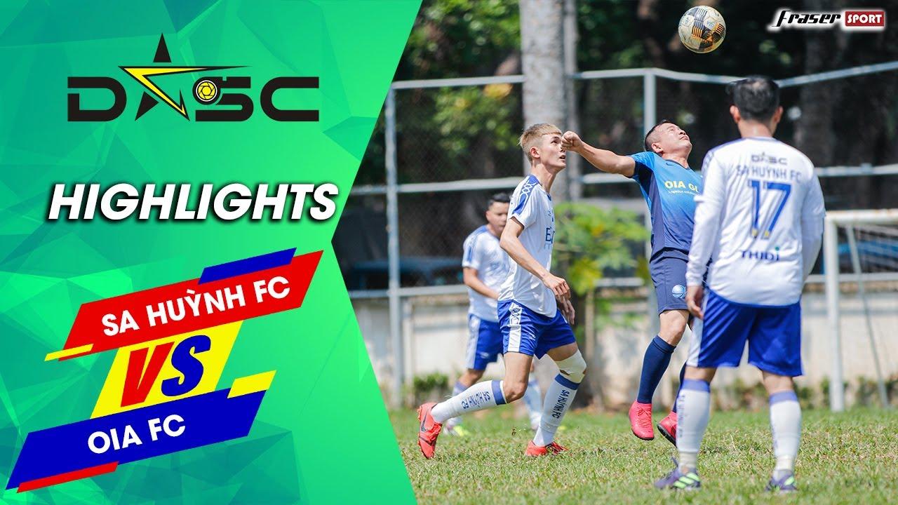 [HIGHLIGHTS] SA HUỲNH FC vs OIA FC | KHI ĐỐI THỦ LÀ ẨN SỐ