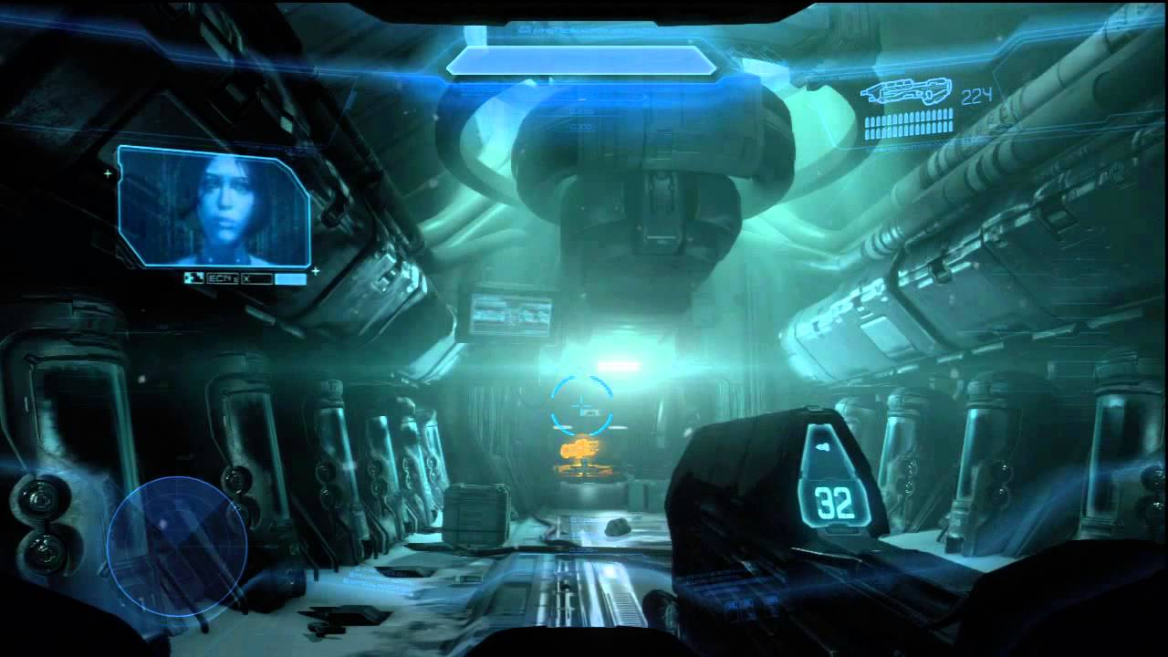 Halo 4 Campaña Completa | Mision 1 | Amanecer - YouTube