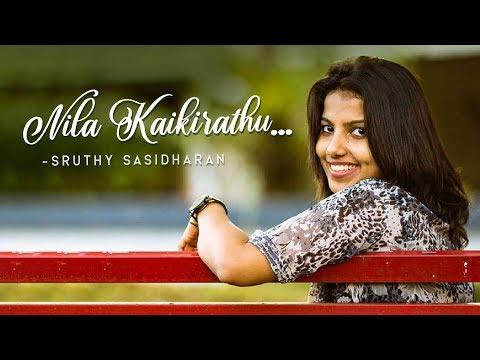 """ Nila Kaikirathu ""  A R Rahman Unplugged | Sruthy Sasidharan and Sumesh Parameswar"