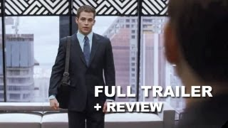 Jack Ryan Shadow Recruit Official Trailer + Trailer Review : HD PLUS