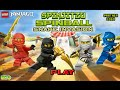 Lego Ninjago Spinjitzu Spinball Snake Invasion Gameplay Episode - Best Kid Games