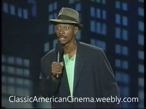 Robert Townsend Partners N' Crime 1990 Comedy Special