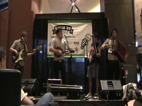 SXSW-Mumford and Sons - Banjolin Song