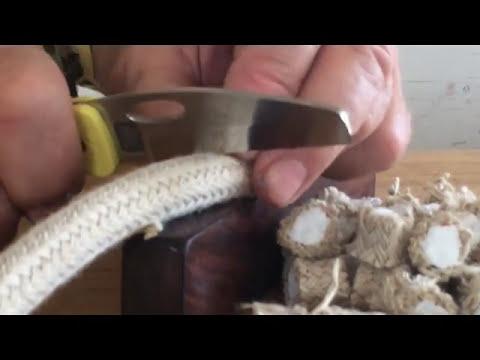 Boye BOYE18 Cobalt Boat Knife video_1