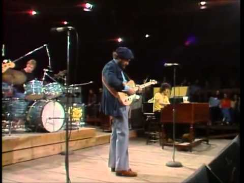 ROY BUCKANAN The Messiah Will Come Again live 1976