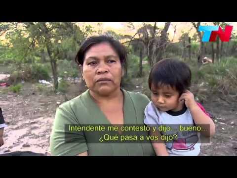 #ElParaísodeCoqui: sin agua y sin luz, pobreza y desnutrición en el Chaco