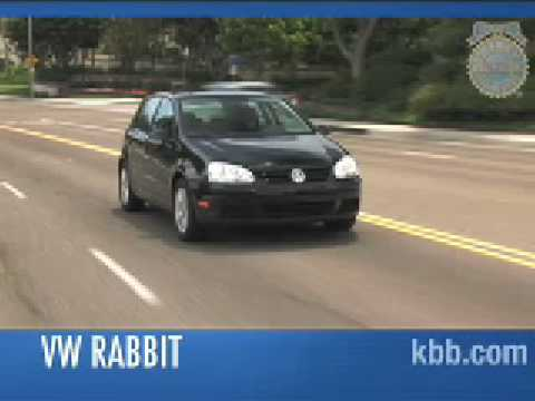 2008 Volkswagen Rabbit Review - Kelley Blue Book