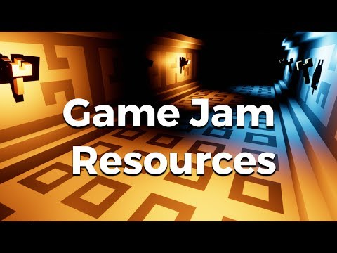 Game Jam Resources - [Game Engines,...