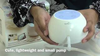 Spectra M1 Double Electric Breast Pump