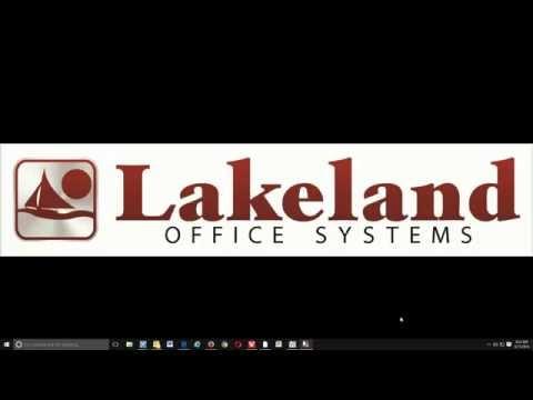 How To Install A Lexmark Print Driver Onto A Windows 10 PC