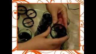 Making Fall Soy Candles - Handmade Natural Beauty
