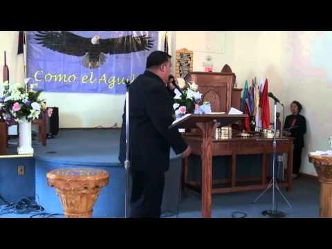 Evangelista Y Misionero Jose Garcia Beltran