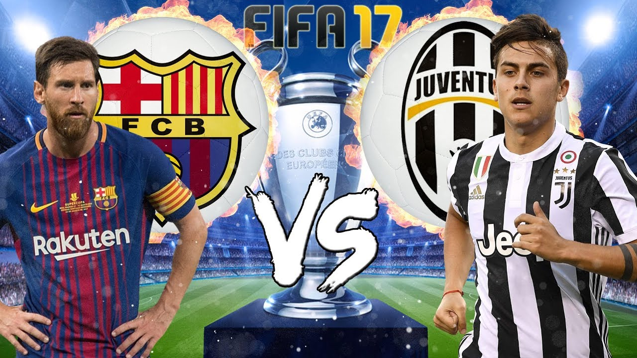 Barcelona Turin Champions League