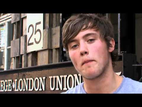 Finance & Services Officer '10/'11 - Matt Burgess