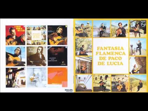 Paco De Lucía. Fantasia flamenca (1969)