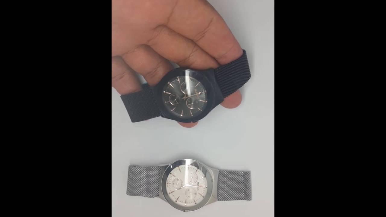 4bc03152f ساعة رادو RADO Watch 2 - YouTube