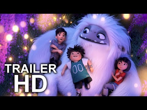 ABOMINABLE - Trailer ESPAÑOL LATINO 2019