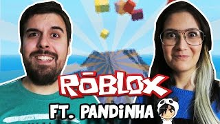 ROBLOX-SURVIVE If you CAN! Ft. @PandinhaGame