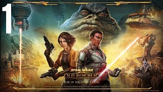 Star Wars: The Old Republic - Rise of the Hutt Cartel part 1 (Game Movie) (No Commentary)