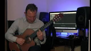 Una Rotonda Sul Mare - Fred Bongusto - Versione strumentale per chitarra
